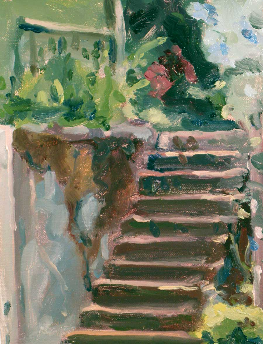 Landscape bill sharp paintings obsolete page 13 for Watercolor steps