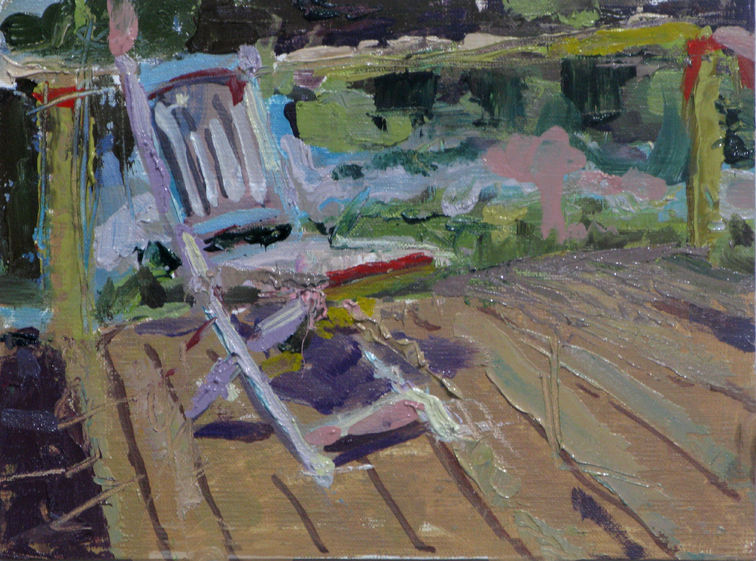 Plein Air Bill Sharp Paintings Blog