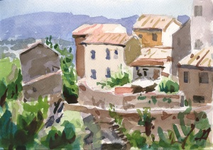 Civita-Old-town-from-Fort-m